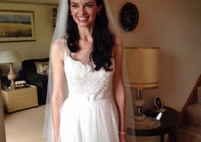 Bridal Makeup - Pamela