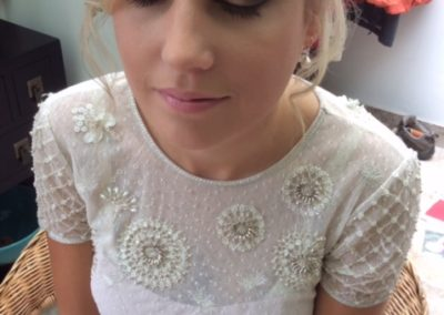 Bridesmaid Makeup - Smokey Eye